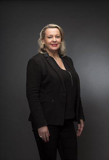 Joaquina Ferreira - Receptionist