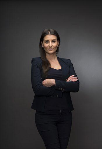 Nadia Rubini - Réceptionniste