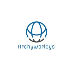 Archy worldys - logo